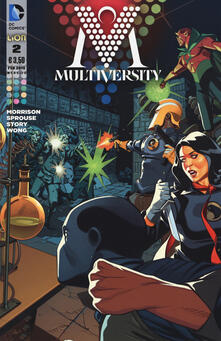 Vitalitart.it Multiversity. Vol. 2 Image