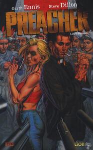Preacher deluxe. Vol. 2 - Garth Ennis,Steve Dillon - copertina