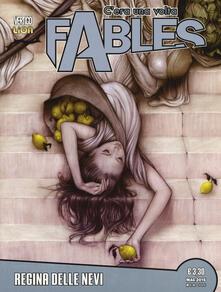 Librisulladiversita.it C'era una volta. Fables. Vol. 21: Regina delle nevi. Image