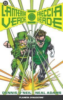 Daddyswing.es Lanterna verde. Freccia verde Image