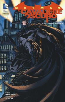 Il ciclo della violenza. Batman il cavaliere oscuro. Vol. 2 - Gregg Hurwitz,David Finch - copertina
