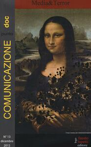 Comunicazionepuntodoc (2015). Vol. 13: Media & terror. - copertina