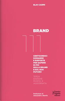 Parcoarenas.it Brand 111. Centoundici domande e risposte per sapere di più sulla brand e sul suo futuro Image