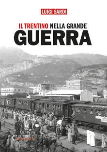 «Monti Scarpazi». Il Trentino nella Grande Guerra - Luigi Sardi - copertina