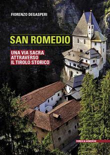Nordestcaffeisola.it San Romedio. Una via sacra attraverso il Tirolo storico Image