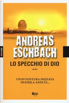 Lo specchio di Dio - Andreas Eschbach - copertina