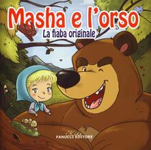 Winniearcher.com Masha e Orso. La fiaba originale 3-4 anni. Ediz. illustrata. Con T-shirt Image