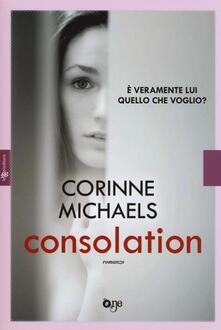 Consolation - Corinne Michaels - copertina
