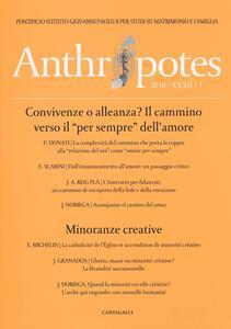 Anthropotes. Rivista di studi sulla persona e la famiglia. Vol. 1