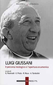 Winniearcher.com Luigi Giussani. Il percorso teologico e l'apertura ecumenica Image