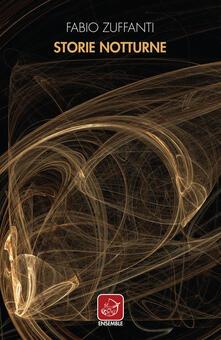 Storie notturne - Fabio Zuffanti - copertina
