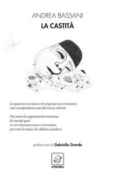 La castità - Andrea Bassani - copertina