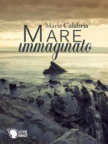 Mare immaginato - Maria Calabria - copertina