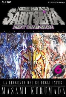 I cavalieri dello zodiaco. Saint Seiya. Next dimension. Black edition. Vol. 6.pdf