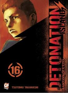 Detonation Island. Vol. 16