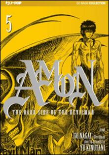 The dark side of the Devilman. Amon. Vol. 5.pdf