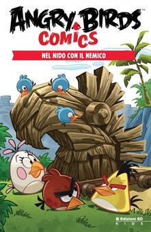 Ipabsantonioabatetrino.it Nel nido con il nemico. Angry Birds comics. Vol. 1 Image