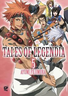 Writersfactory.it Tales of Legendia. Vol. 5 Image