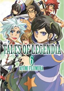 Ilmeglio-delweb.it Tales of Legendia. Vol. 6 Image