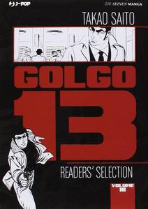 Golgo 13. Reader's selection. Vol. 2