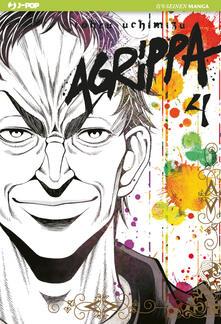 Agrippa. Vol. 4 - Toru Uchimizu - copertina