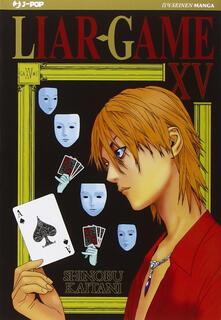Capturtokyoedition.it Liar Game. Vol. 15 Image