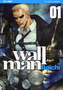 Wallman. Vol. 1