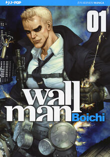 Criticalwinenotav.it Wallman. Vol. 1 Image