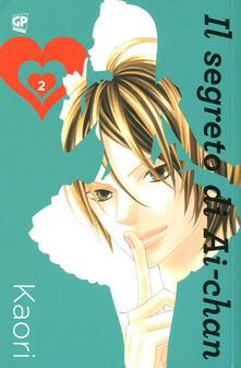 Il segreto di Ai-chan. Vol. 2 - Kaori - copertina