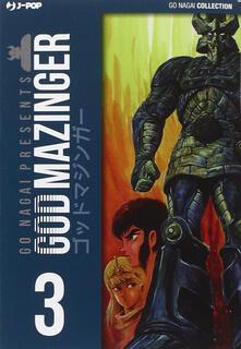 Voluntariadobaleares2014.es God Mazinger. Ultimate edition. Vol. 3 Image