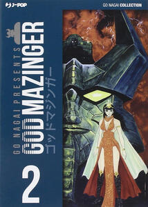 God Mazinger. Ultimate edition. Vol. 2