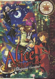 Antondemarirreguera.es Alice in heartland. Champagne Carnival Image