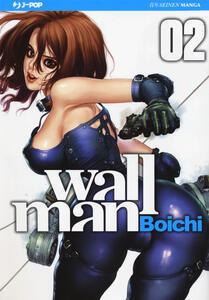Wallman. Vol. 2