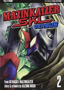 3tsportingclub.it Mazinkaiser versus. Vol. 2 Image