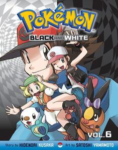 Pokemon nero e bianco. Vol. 6