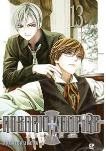 Rosario. Vampire. Stagione 2. Vol. 13