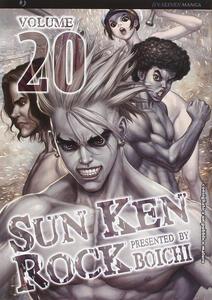 Sun Ken Rock. Vol. 20