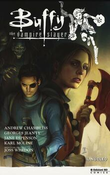 Camfeed.it Il nucleo. Buffy. The vampire slayer. Stagione 9. Vol. 5 Image