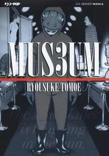 Museum. The serial killer is laughing in the rain. Vol. 3 - Ryousuke Tomoe - copertina