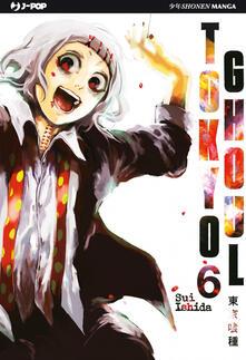 Daddyswing.es Tokyo Ghoul. Vol. 6 Image
