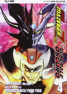 Shin Mazinger Zero vs il Generale Oscuro. Vol. 4