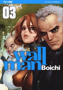 Wallman. Vol. 3