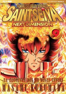 Premioquesti.it I cavalieri dello zodiaco. Saint Seiya. Next dimension. Vol. 9 Image