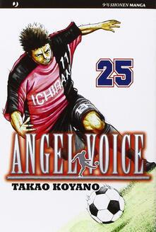 Rallydeicolliscaligeri.it Angel voice. Vol. 25 Image
