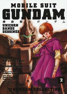 Osteriacasadimare.it Mobile Suit Gundam Unicorn. Bande Dessinée. Vol. 2 Image