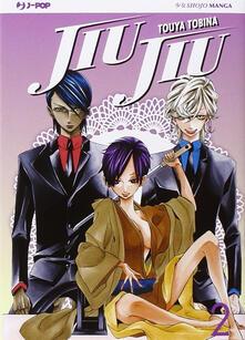 Jiu Jiu. Vol. 2 - Touya Tobina - copertina