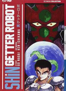 Capturtokyoedition.it Shin Getter Robot. Vol. 1 Image