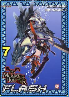 Tegliowinterrun.it Monster Hunter Flash. Vol. 7 Image