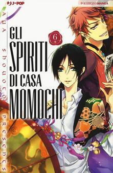 Osteriacasadimare.it Gli spiriti di casa Momochi. Vol. 6 Image