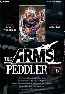 The Arms Peddler. Vol. 6 - Kyouichi Nanatsuki,Owl Night - copertina